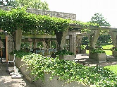 s 2018 08 10 18h41 28 - 成城学園前からバスで行かれる世田谷美術館はレストランも秀逸!