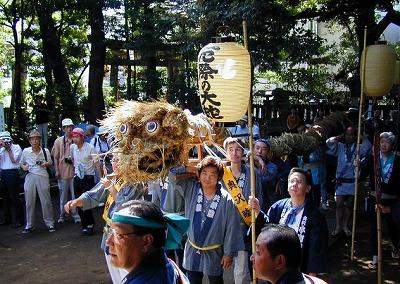 s 2018 08 31 09h12 26 - 奥澤神社例大祭厄除の大蛇お練りでデート!2018年の日程と見どころは?