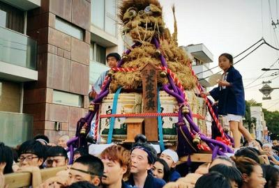 s 2018 08 31 10h21 34 - 奥澤神社例大祭厄除の大蛇お練りでデート!2018年の日程と見どころは?