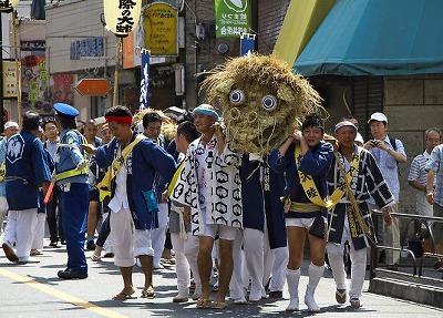 s 2018 08 31 10h25 19 - 奥澤神社例大祭厄除の大蛇お練りでデート!2018年の日程と見どころは?