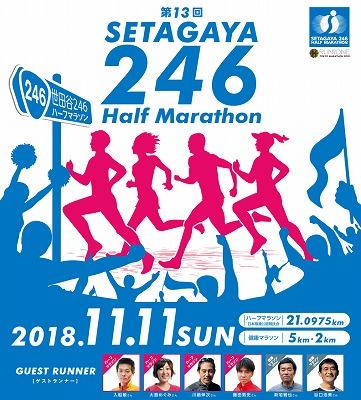 s 2018 09 11 10h25 27 - 第13回世田谷246ハーフマラソン2018のコースは?参加賞はもらえるの?