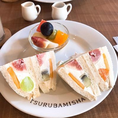 s 2018 12 05 09h58 46 - 経堂のつるばみ舎はホットケーキもフルーツサンドも絶品!
