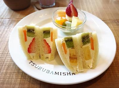 s 2018 12 05 10h01 21 - 経堂のつるばみ舎はホットケーキもフルーツサンドも絶品!